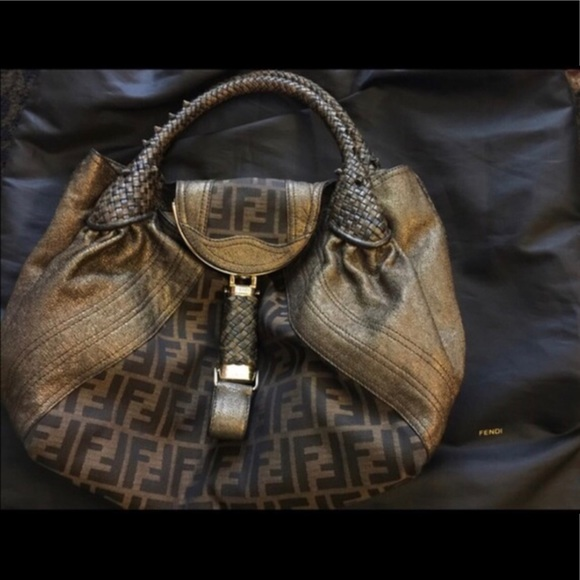 FENDI Bags   Authentic Spy Bag On Salefinal Reduction   Poshmark cf2e5576a7